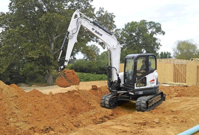Where to find TRACKHOE, E85 in Sapphire