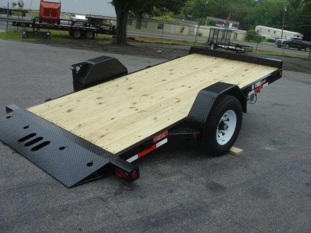 Where to find HEAVY DUTY TILT TRAILER - 6000LB - RED in Sapphire
