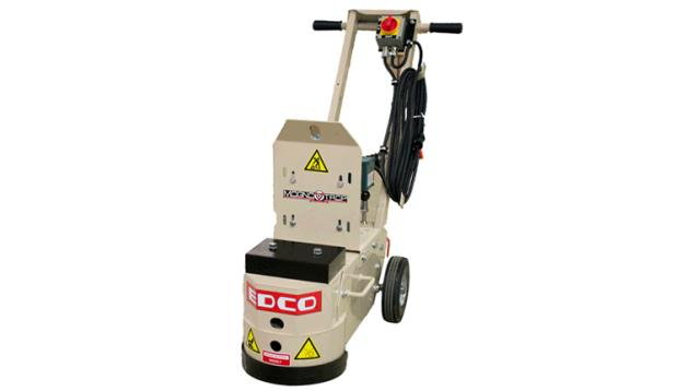 Where to find CONCRETE GRINDER EDCO WEDGELESS MAGNETIC in Sapphire