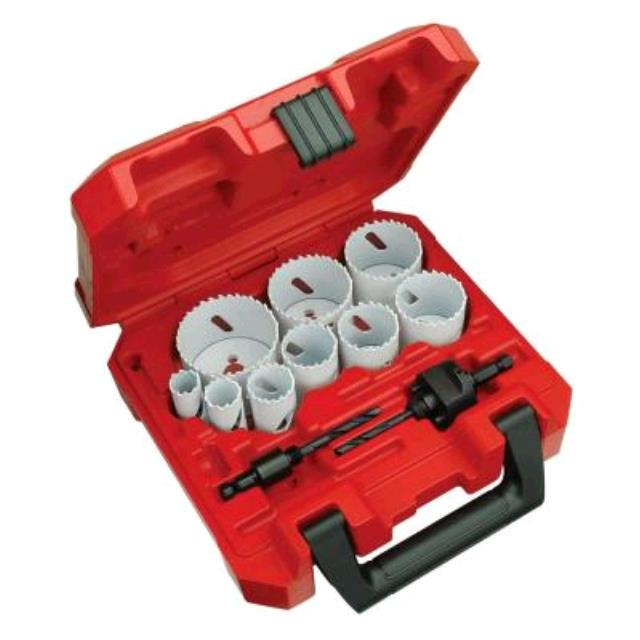 Where to find HOLE SAW KIT 13 PC. in Sapphire