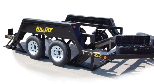 Where to find 7000LB DROP DECK TRAILER in Sapphire