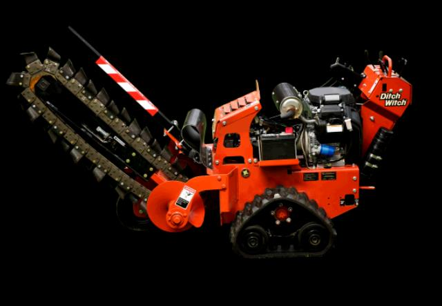 Where to find DITCHWITCH RT12-HP WHEELED TRENCHER in Sapphire