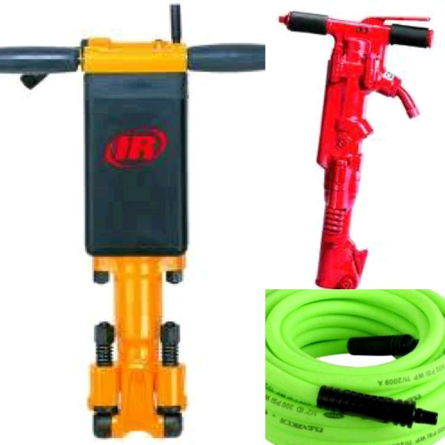 Rent Air Tools