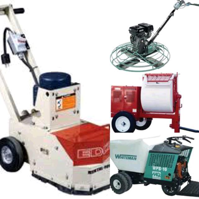Rent Concrete Tools