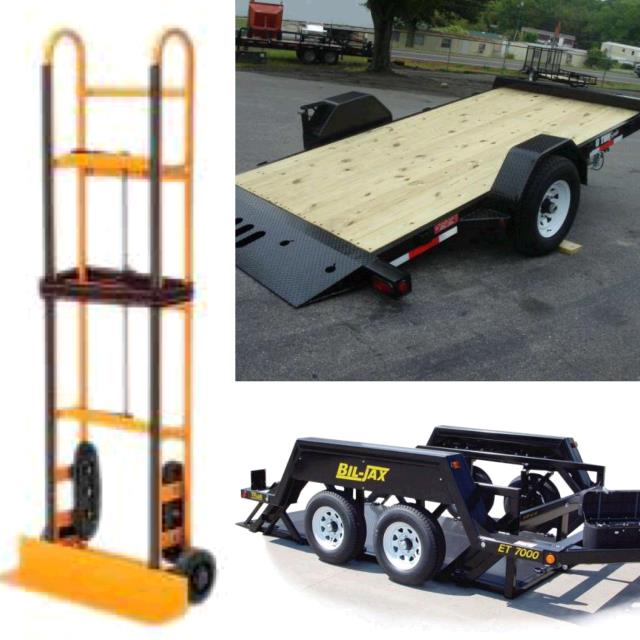Rent Dollies/material Handling